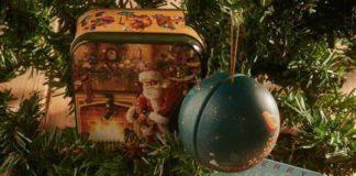 Καφεκοπτεία Λουμίδη Χριστούγεννα