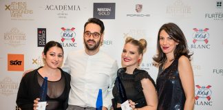 New Designers Awards by 1664 Blanc
