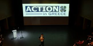 Action in greece