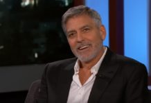 George Clooney Τζορτζ Κλούνεϊ