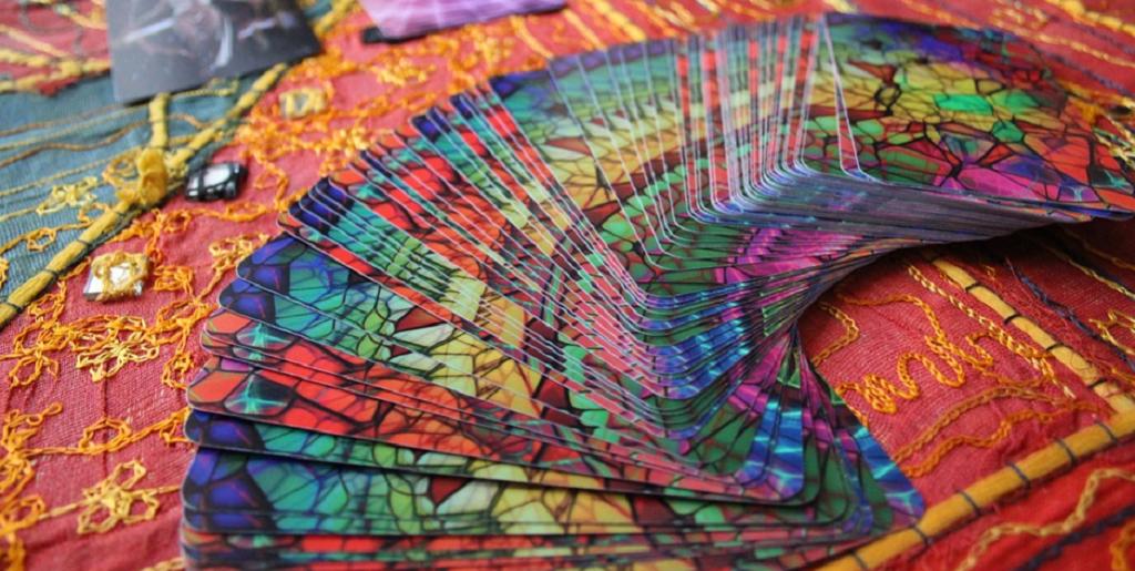 Κάρτες Ταρώ