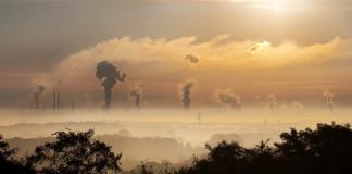 Μόλυνση Αέρας
