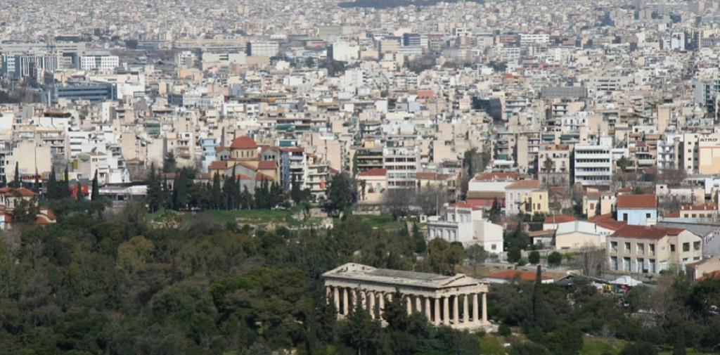Μέτρα Αθήνα