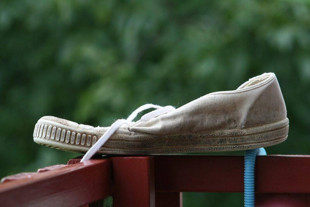 Παλιό παπούτσι
