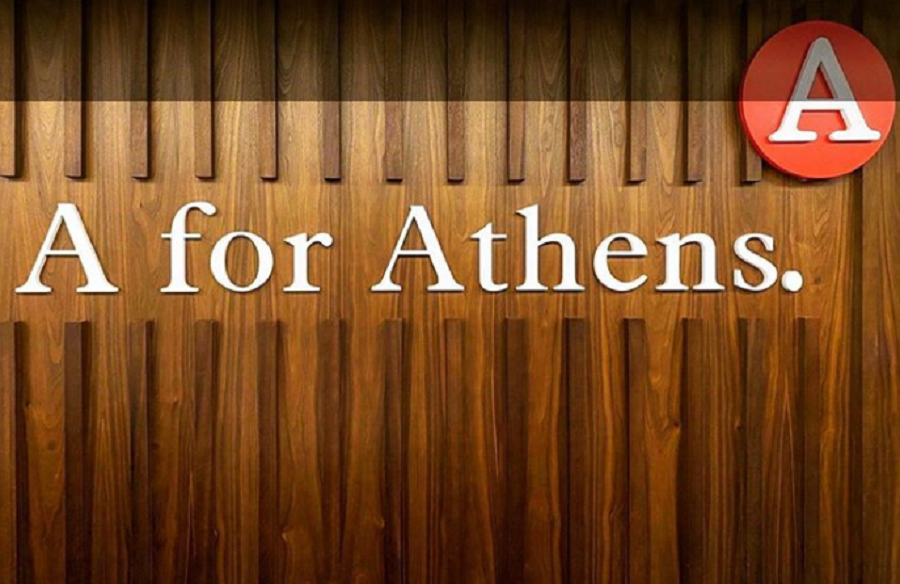 A for Athens