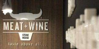 Meat + Wine