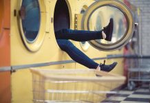Καθαρισμός πλυντηρίου