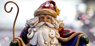 Άγιος Βασίλης κορονοϊός