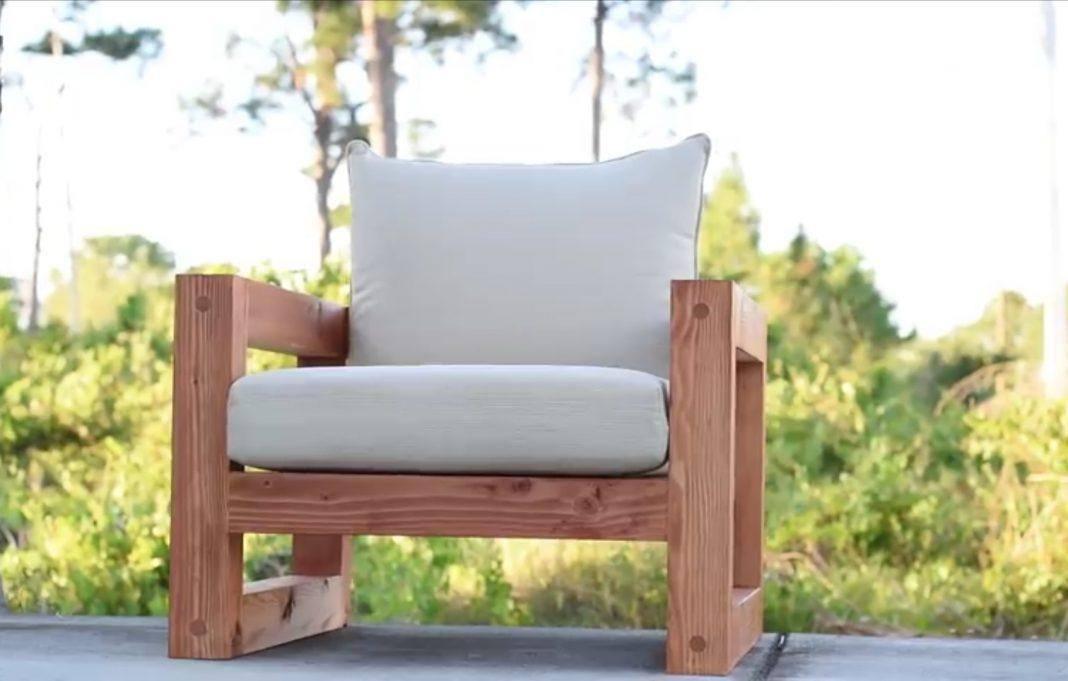 DIY καρέκλα