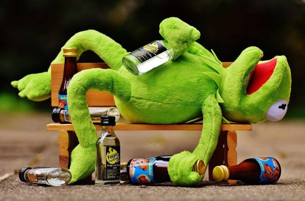 Σχέσεις μεθύσι