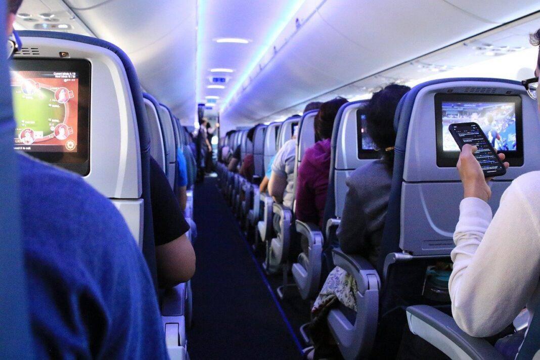 Μάσκα προστασίας αεροπλάνο